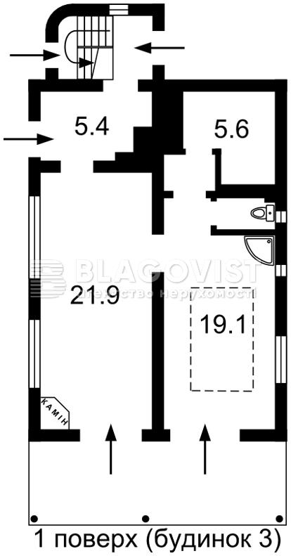 Будинок F-38625, Щорса, Мостище - Фото 8