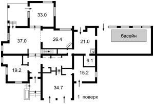 Дом Старокиевская, Козин (Конча-Заспа), C-104340 - Фото2