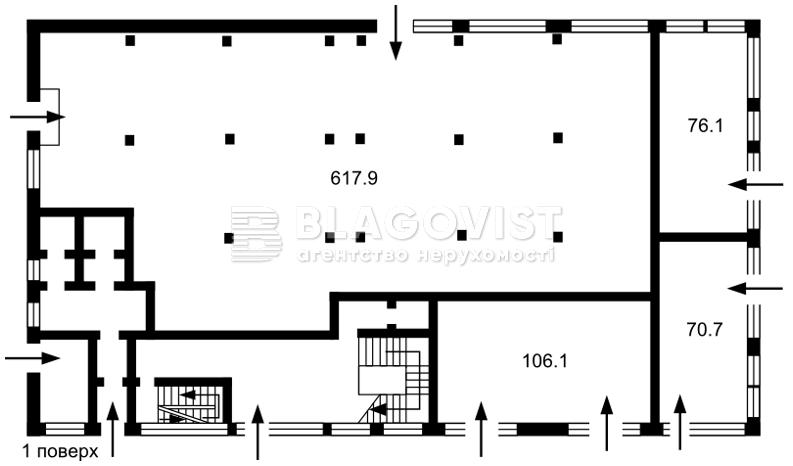 Нежилое помещение, A-108023, Ровно - Фото 3