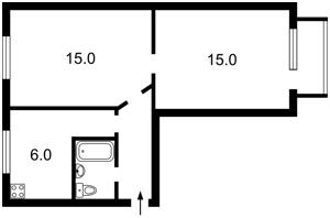 Квартира Жилянська, 45, Київ, Z-1088876 - Фото2