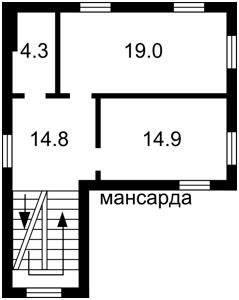 Дом Лесники (Киево-Святошинский), A-107992 - Фото2
