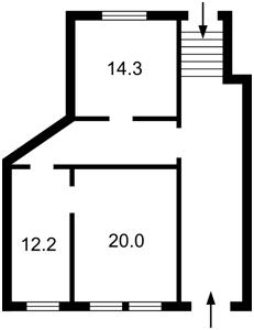 Нежитлове приміщення, Софіївська, Київ, P-22595 - Фото2