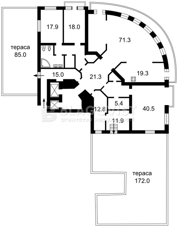Квартира H-40529, Ірининська, 5/24, Київ - Фото 5