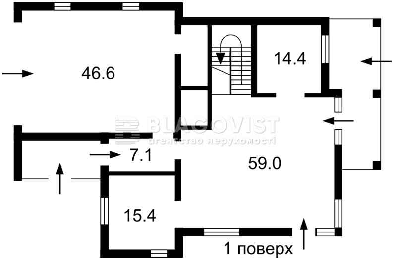 Дом M-32062, Козин (Конча-Заспа) - Фото 3