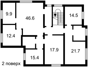 Дом Козин (Конча-Заспа), M-32062 - Фото 2