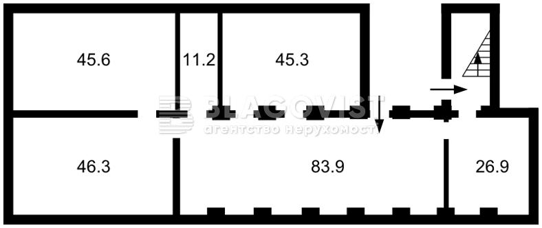Нежитлове приміщення, Z-1651544, Лагерна, Київ - Фото 2