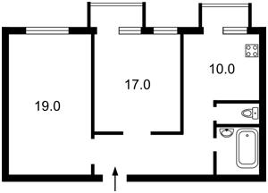 Квартира Владимирская, 19а, Киев, D-33107 - Фото2