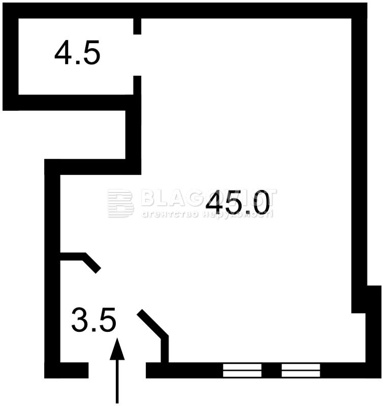 Нежитлове приміщення, P-22781, Княжий Затон, Київ - Фото 5