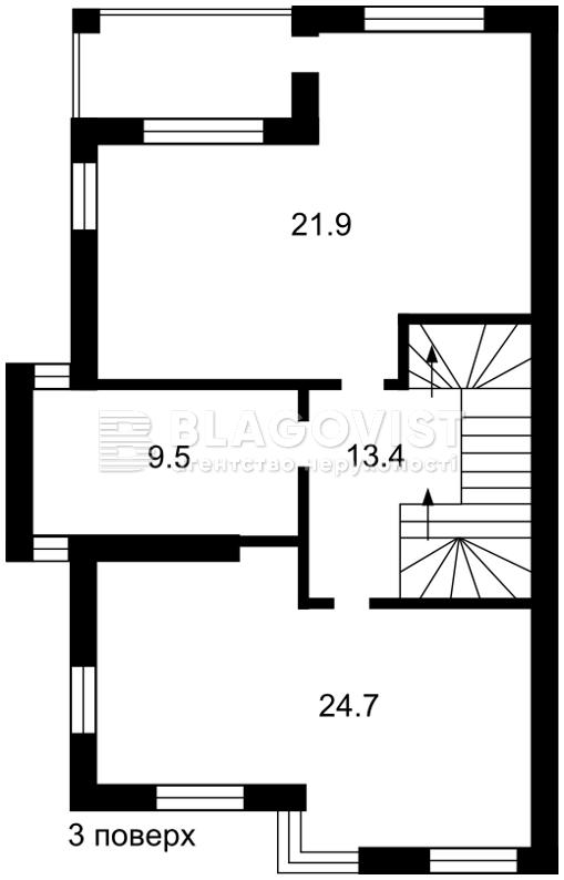 Дом C-104458, Береговая, Козин (Конча-Заспа) - Фото 5