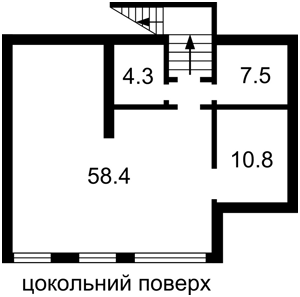 Нежилое помещение, Воздвиженская, Киев, F-33875 - Фото2