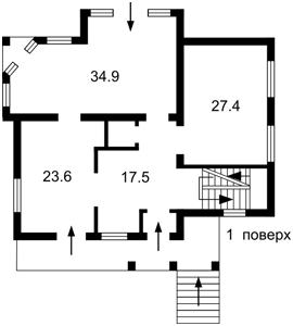 Дом Большая Солтановка, R-11496 - Фото 4