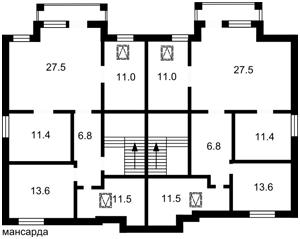 Будинок A-108170, Лісники (Києво-Святошинський) - Фото 3