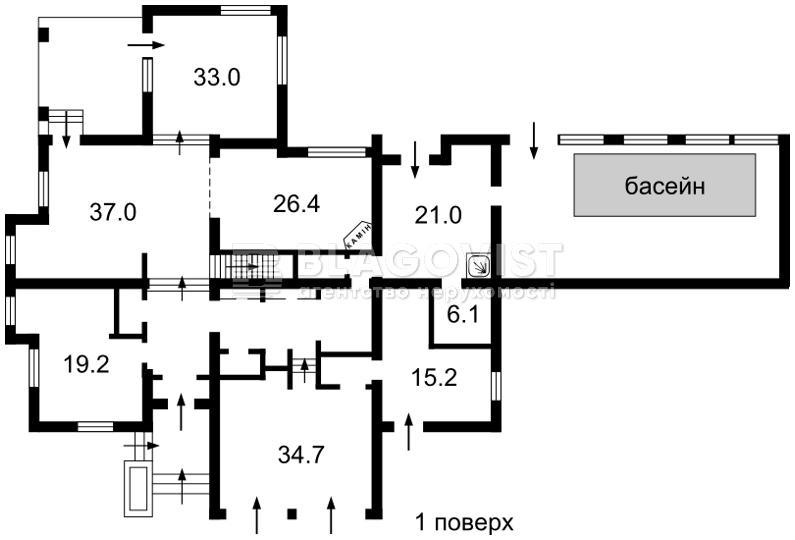 Дом C-104504, Старокиевская, Козин (Конча-Заспа) - Фото 2