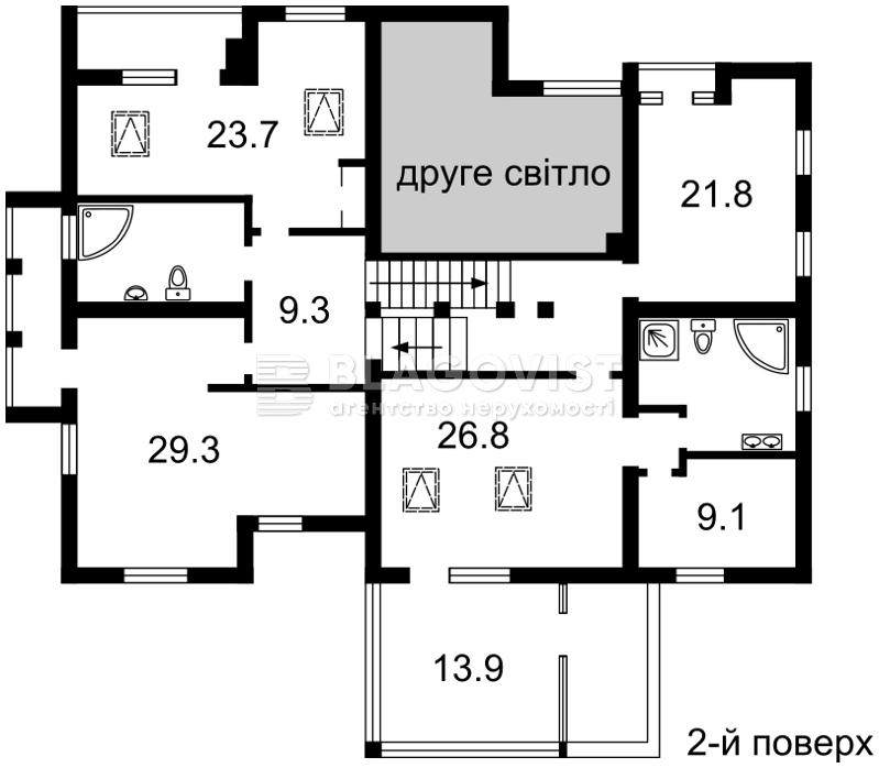 Дом C-104504, Старокиевская, Козин (Конча-Заспа) - Фото 3