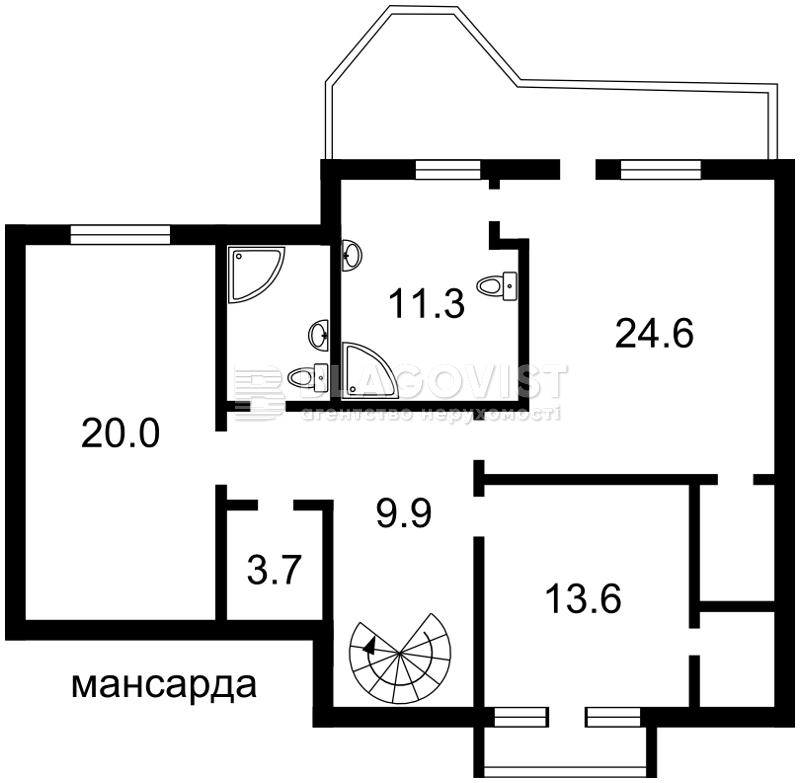 Дом Z-1454900, Волжская, Киев - Фото 4