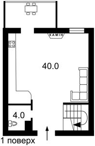 Квартира Ленина, 10б, Петропавловская Борщаговка, Z-1572835 - Фото2