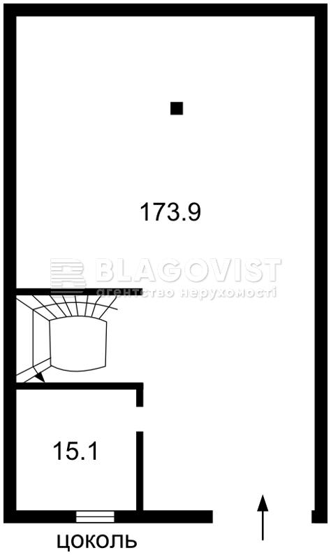 Нежилое помещение, C-104584, Новоселицкая, Киев - Фото 4