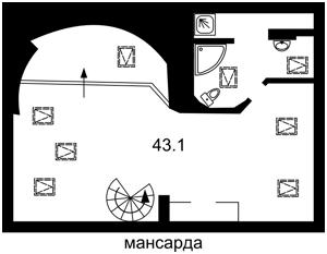 Квартира E-36858, Щекавицкая, 7/10, Киев - Фото 5