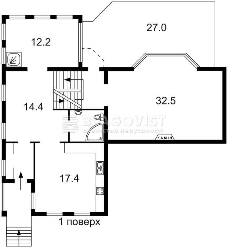 Дом Z-712497, Черняховского, Киев - Фото 4