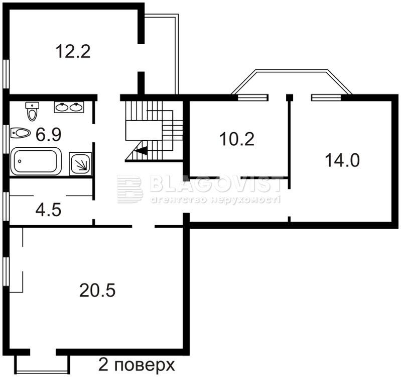 Дом Z-712497, Черняховского, Киев - Фото 5