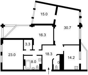Квартира H-41150, Соломенская, 15а, Киев - Фото 4