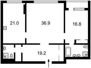 Квартира F-26176, Крещатик, 27б, Киев - Фото 3