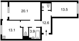 Квартира D-33421, Жукова Маршала, 31а, Киев - Фото 5