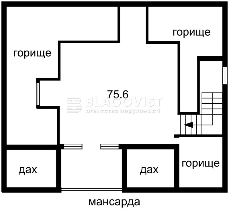 Будинок R-5045, Русанівські сади, Київ - Фото 5