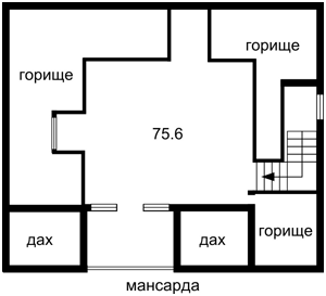 Дом Русановские сады, Киев, R-5045 - Фото 4