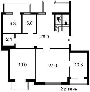 Офис, Владимирская, Киев, H-41238 - Фото 3