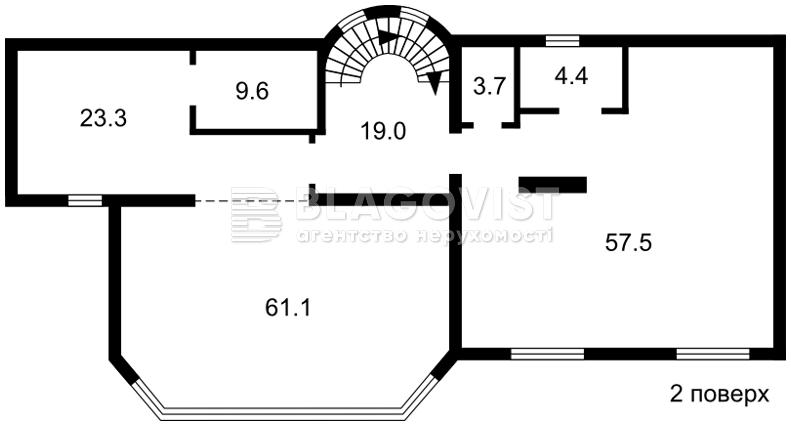 Готель, F-39132, Олегівська, Київ - Фото 8