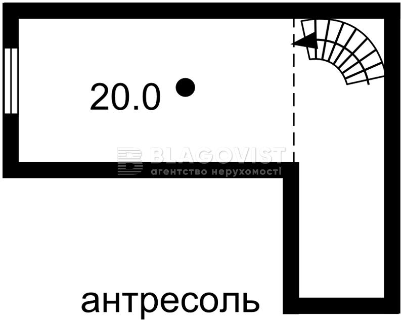 Офис, Музейный пер., Киев, H-40702 - Фото 3