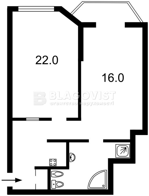 Квартира Z-239851, Иорданская (Гавро Лайоша), 1, Киев - Фото 5