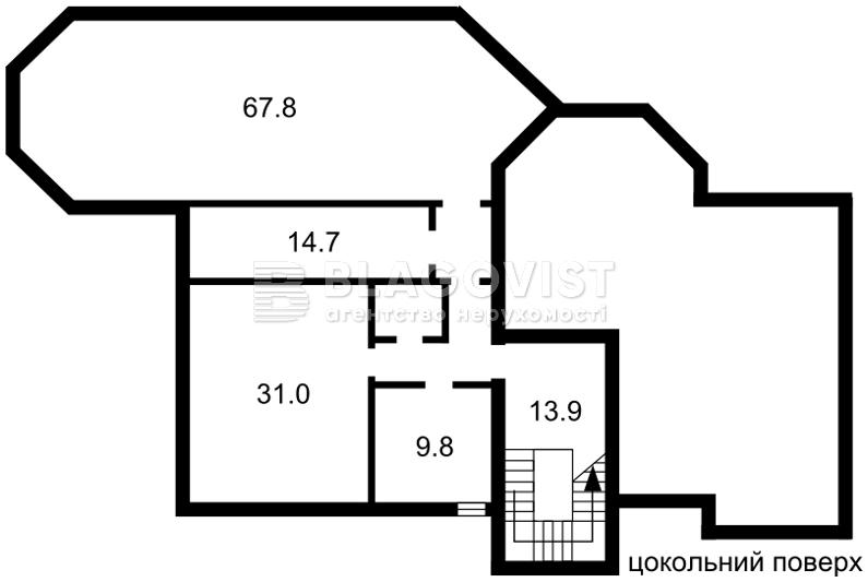 Дом A-108109, Козин (Конча-Заспа) - Фото 1