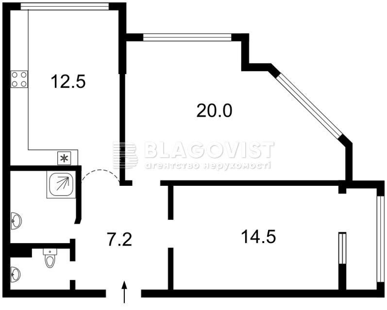 Квартира H-24027, Большая Китаевская, 53, Киев - Фото 5