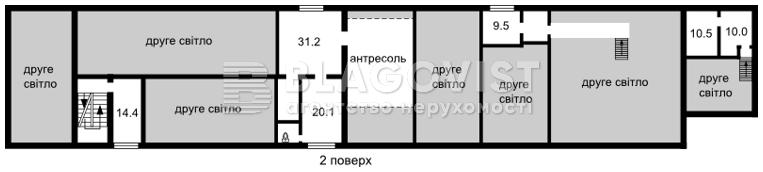 Нежитлове приміщення, H-40149, Федорова Івана, Київ - Фото 2