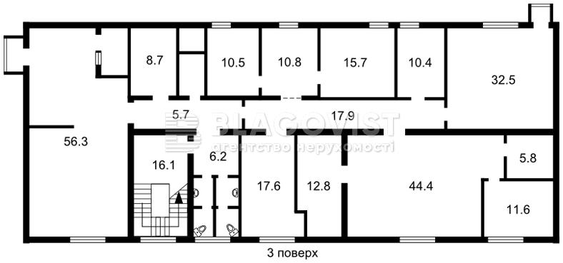 Нежитлове приміщення, H-40149, Федорова Івана, Київ - Фото 3