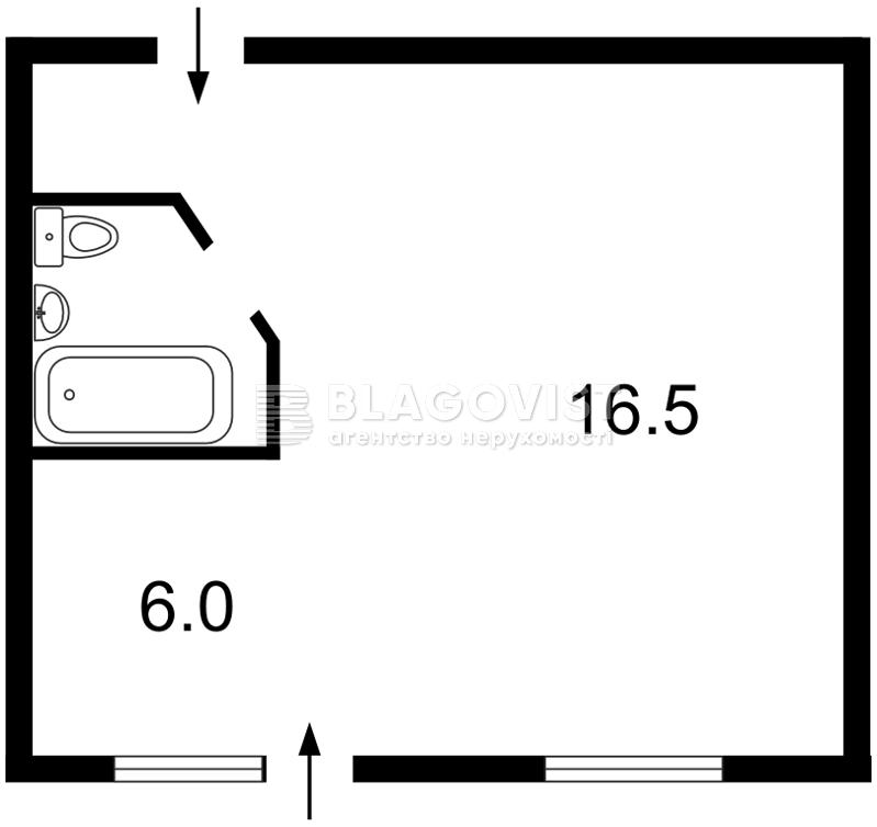 Нежитлове приміщення, Z-186478, Жилянська, Київ - Фото 4