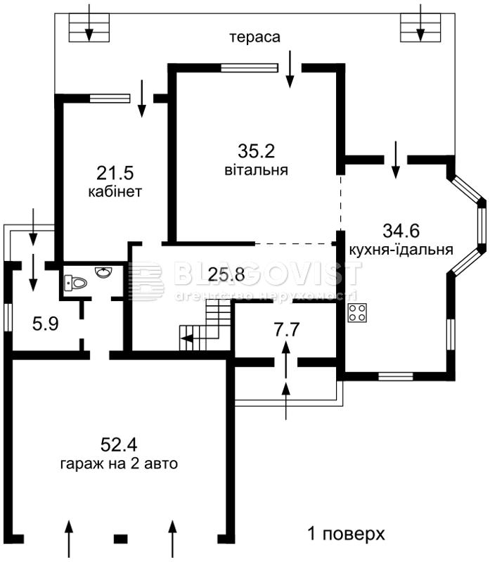 Дом L-11575, Вильямса Академика, Киев - Фото 2