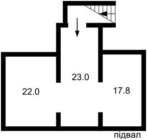 Нежилое помещение, Игоревская, Киев, A-108381 - Фото2