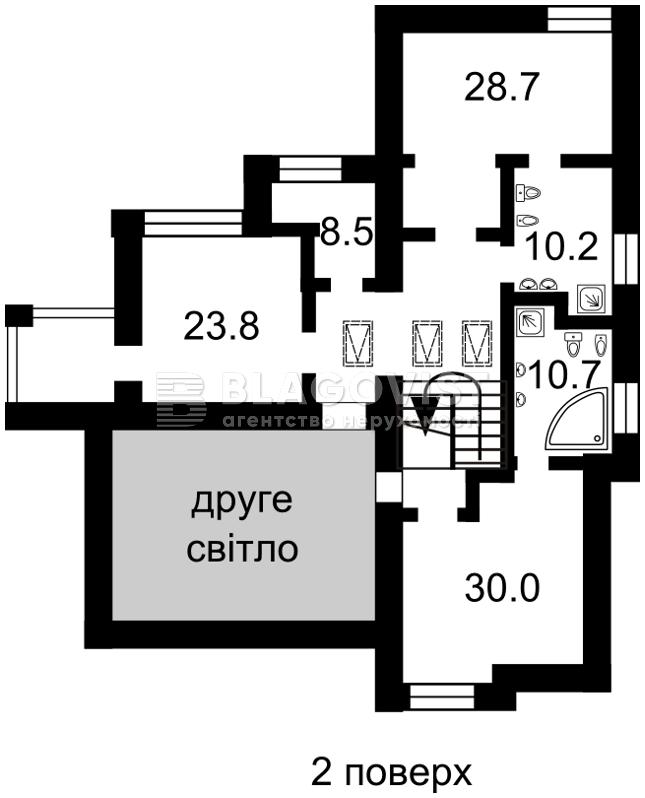 Дом A-108193, Лесники (Киево-Святошинский) - Фото 7