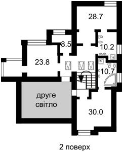 Будинок Лісники (Києво-Святошинський), A-108193 - Фото 4