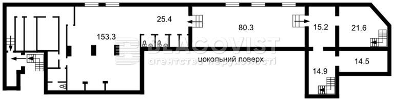 Ресторан, R-14955, Банкова, Київ - Фото 3