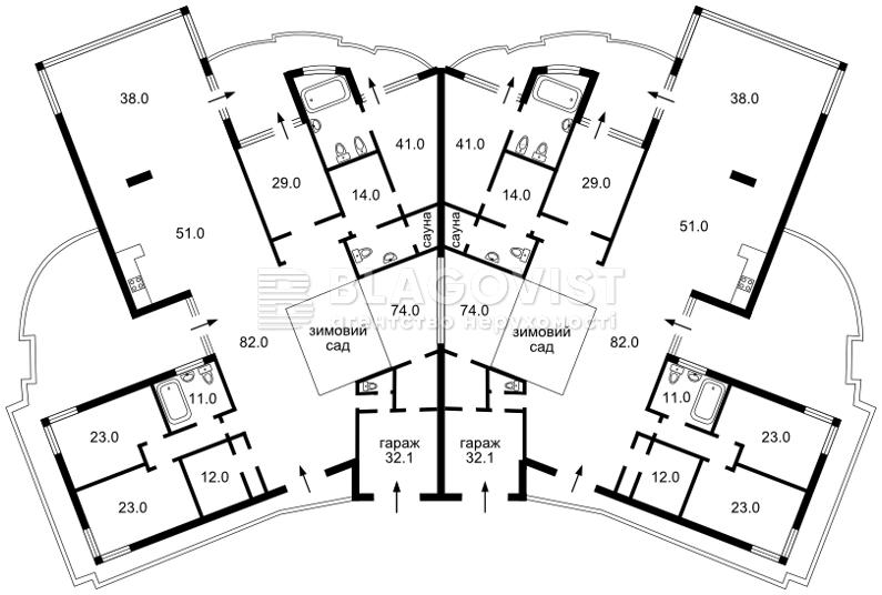 Дом A-105374, Козин (Конча-Заспа) - Фото 3