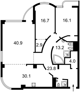 Квартира Зверинецкая, 59, Киев, M-21622 - Фото2