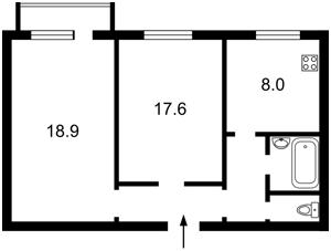 Квартира Мечникова, 11, Київ, Z-235761 - Фото2