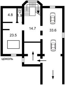 Будинок Вишнева, Нові Петрівці, R-15559 - Фото 2