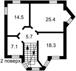Будинок Патріотів, Київ, R-13197 - Фото 2