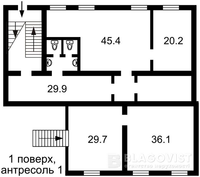 Нежитлове приміщення, R-2710, Мечникова, Київ - Фото 3
