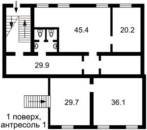 Офіс, Мечникова, Київ, R-2710 - Фото 3